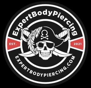 Expert Body Piercing los angeles logo 1