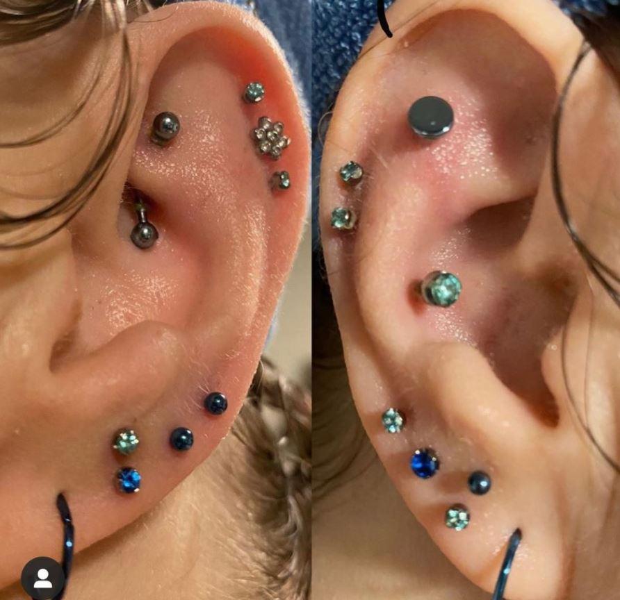 ear piercing hollywood ca